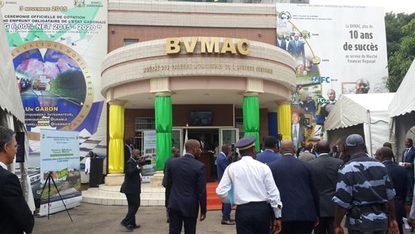 L'emprunt obligataire de l'Etat gabonais (80 milliards de FCFA) officiellement coté à la BVMAC