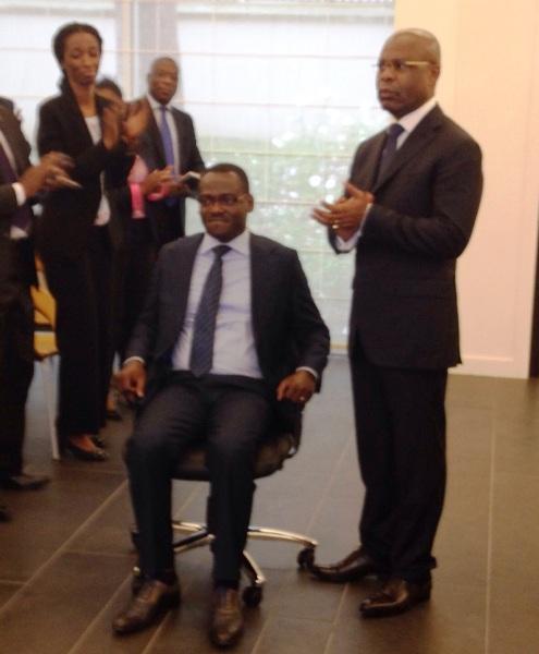 Le CEDOC ouvre officiellement son antenne à Paris pour délivrer les passeports gabonais