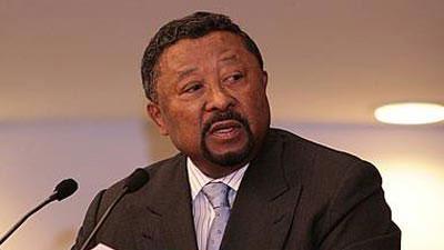 Jean Ping ancien président de la Commission africaine @ DR