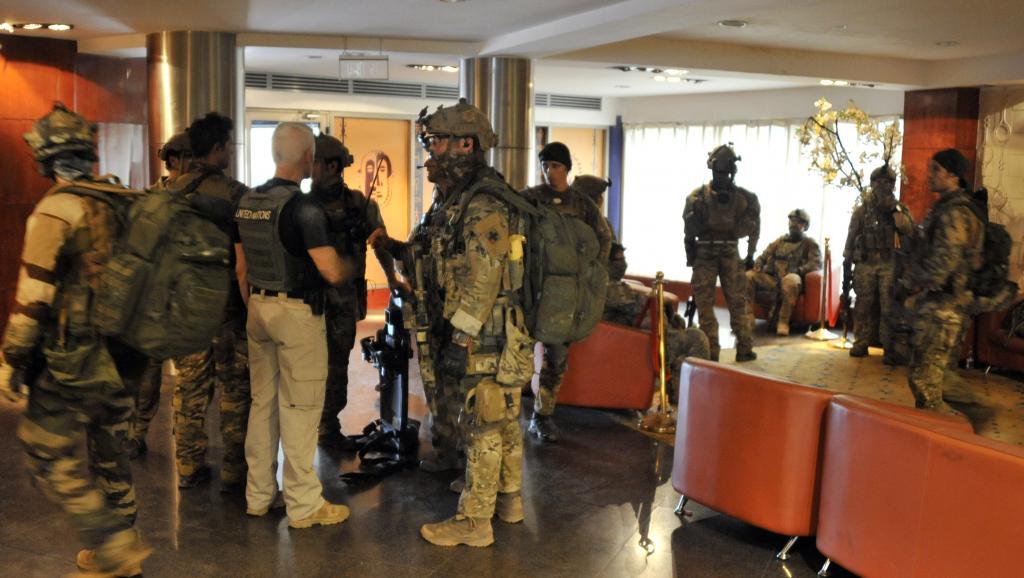 Ali Bongo condamne la prise d'otages au Mali