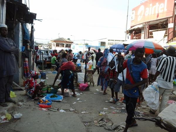 Décès du commerçant immolé : Libreville dans le calme et la stupéfaction