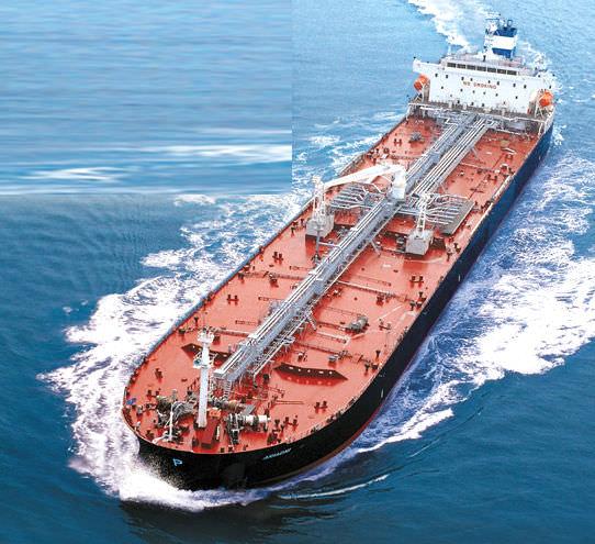 Navire cargo pétrolier @ nauticexpo.fr