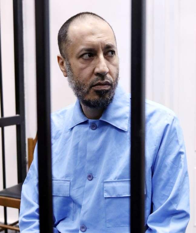 Libye: ajournement du procès de l'un des fils Kadhafi