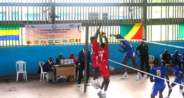 Ndella en RDC pour le championnat d'Afrique des clubs champions de volley-ball