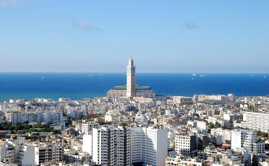 Casablanca la ville blanche, 1ère étape de notre découverte du royaume chérifien @ DR