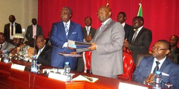 Le Gabon et le Cameroun se félicitent de l'absence de conflits sur leur frontière commune