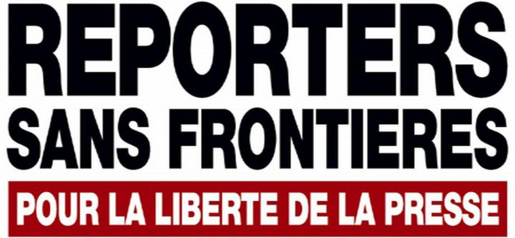 110 journalistes tués ou décédés de morts suspectes en 2015 (RSF)
