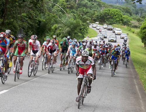 les brésiliens s'attaquent à la Tropicale Amissa Bongo