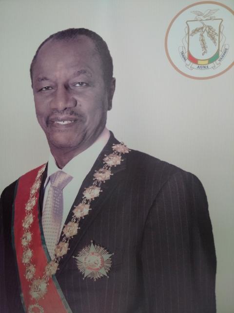 Ali Bongo ce lundi en Guinée Conakry pour l'investiture d'Alpha Condé