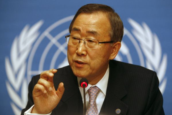 La corruption est inacceptable (Ban Ki-Moon)