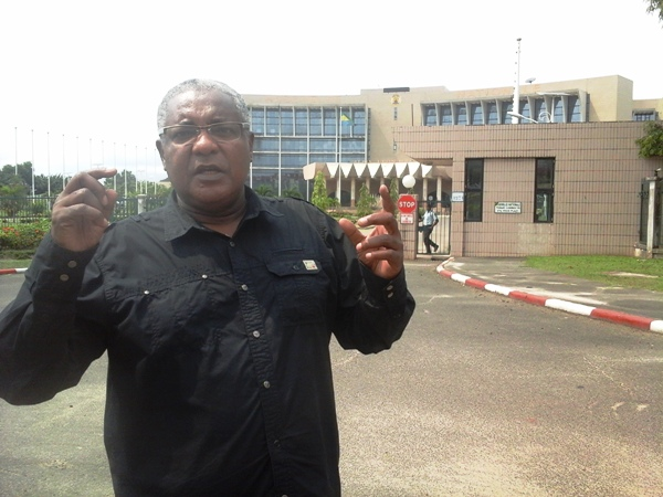 Davin Akouré salut le succès de son lundi noir à Libreville