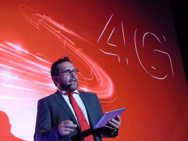 Airtel lance sa 4G