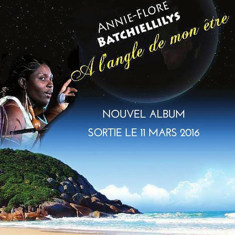 Annie Flore Batchiellilys en concert le 11 mars à Libreville