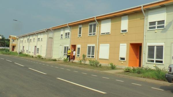 Les locataires des maisons d'Agondjè reçoivent les clefs ce vendredi
