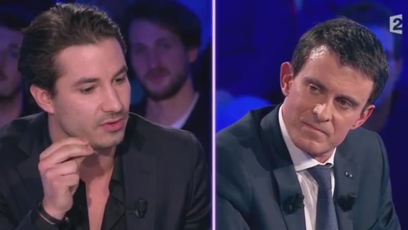 Jeremy Ferrari, l'humoriste qui a fait dérailler le 1er ministre français Manuel valls @ Le Figaro.fr