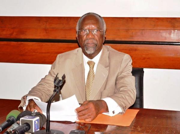 Discours fédérateur de Pierre André Kombila Koumba