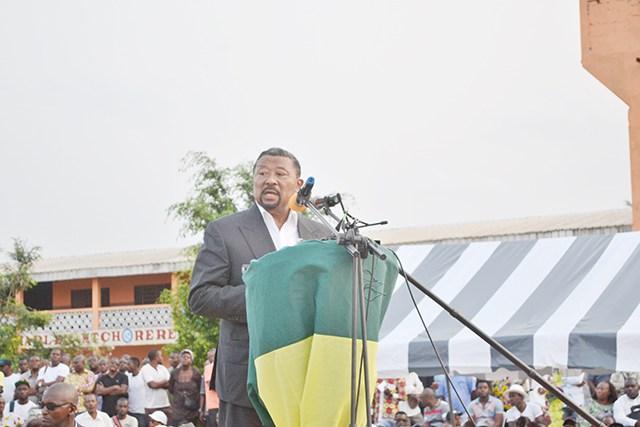 Ping élu ne fera qu'un seul mandat et construira plus de routes que Bongo