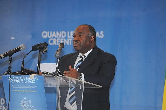 Ouverture de la conférence de Haut niveau sur les médias au Gabon