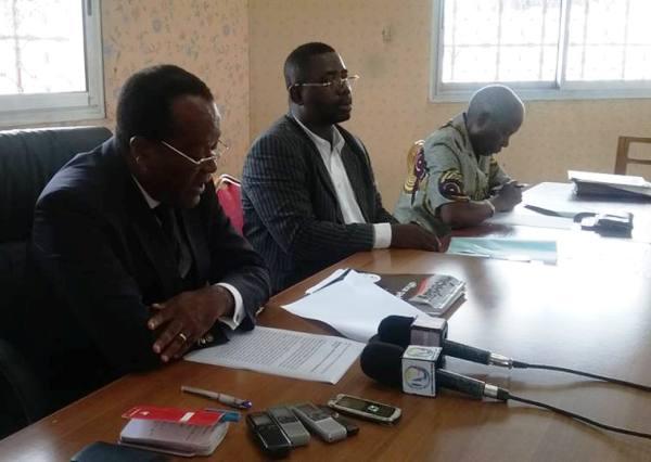 Philibert Andjembé élu président du FUOPA