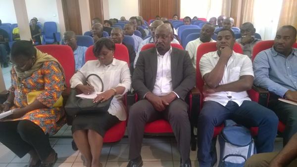 Moubelet Boubeya lance les opérations électorales pour la présidentielle de 2016