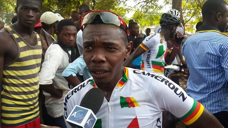 Le meilleur camerounais espère encore une victoire durant les trois dernières étapes de la Tropicale Amissa Bongo 2016 @ Gabonactu.com