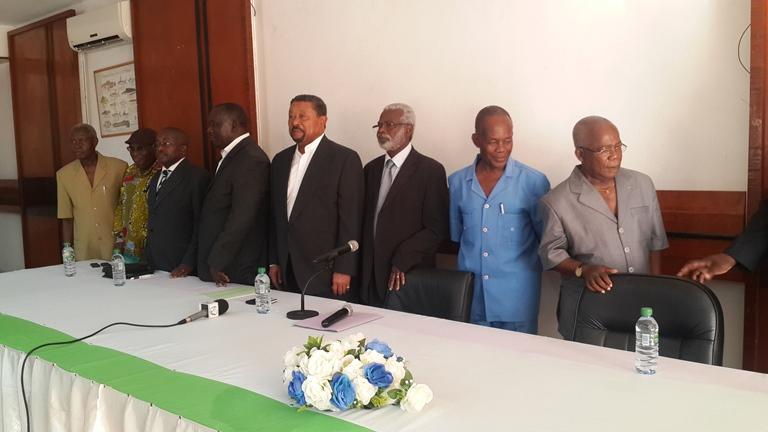 Le bureau national du PGP appel ses militants et sympathisants à soutenir Jean Ping @ Gabonactu.com