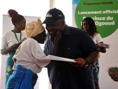 Ali Bongo a écouté les conseils des anciens @ DCP