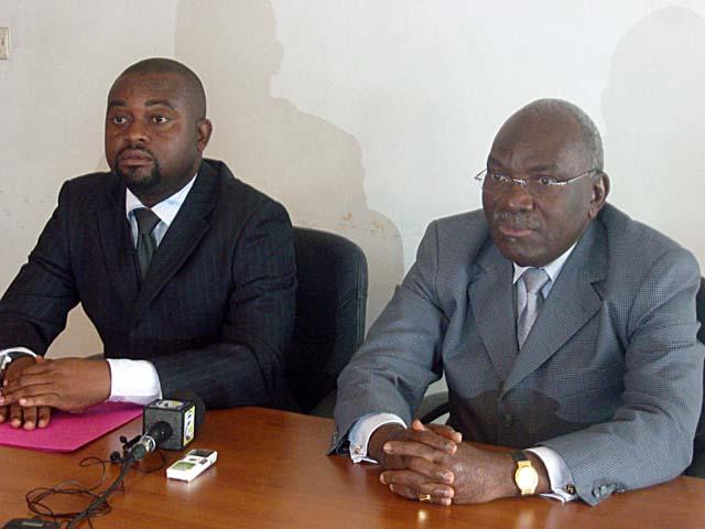 La vielle époque où Ella Nguéma et Myboto regardaient encore dans la même direction @ Gabonactu.com