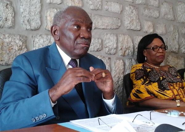 Congrès de l'Union nationale du 25 au 27 mars 2016 à Libreville