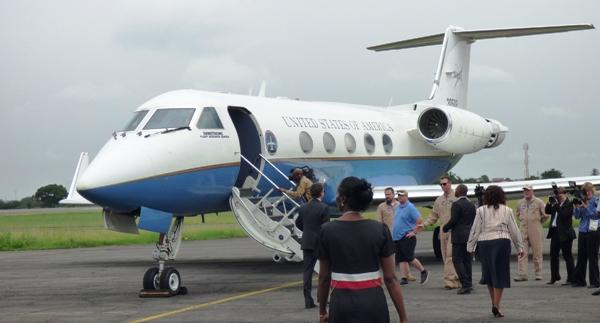 Des avions de la Nasa survolent le Gabon pour des recherches sur la forêt