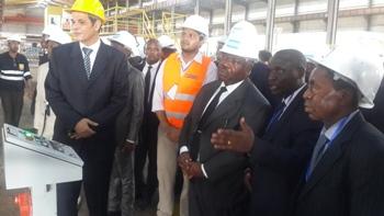 acieries du Gabon