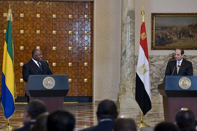 Le Gabon et l'Egypte signent de nouveaux accords au Caire