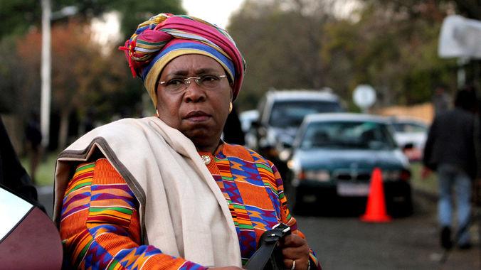 Dlamini Zuma félicite les centrafricains pour les élections apaisées