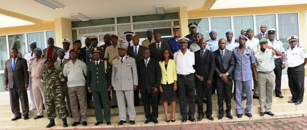 Les chefs militaires de la CEEAC planifient à Libreville leurs actions la paix