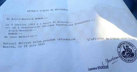 Affiliation d'Ali Bongo : Nantes classe sans suite la plainte d'Onaïda Maïsha Bongo Ondimba
