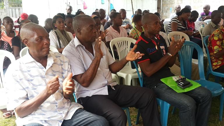 """Les patriotes de l'ADERE disent """"oui"""" au congrès de clarification @ Gabonactu.com"""