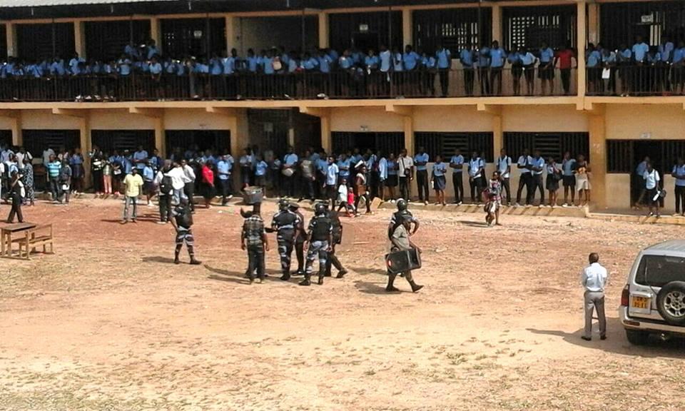 Education : au moins 2 enseignantes et plusieurs élèves interpellés jeudi à Libreville