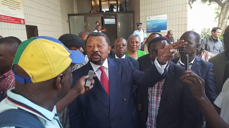 Retour mouvementé de Jean Ping à Libreville