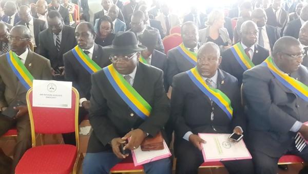 Les élus locaux ont également pris une part active à ces travaux @ Gabonactu.com