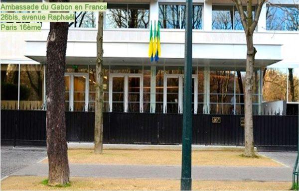 L'électricité n'a jamais été coupée à l'Ambassade du Gabon en France