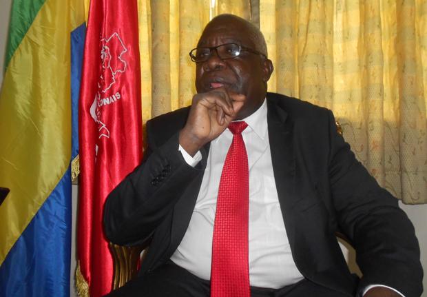 Congrès de l'UPG Mboumba Nziengui du 3 au 5 juin à Ndéndé