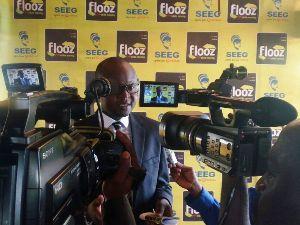 Julien Bardoum (chef de division Mobil Money Moov Gabon)
