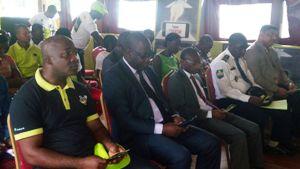 Vue partielle de l'assistance @ Moov Gabon