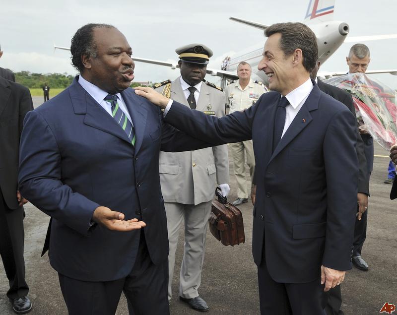 Nicolas Sarkozy aurait joué un grand dans l'accès d'Ali Bongo au pouvoir, selon Robert Bourgi @ DR