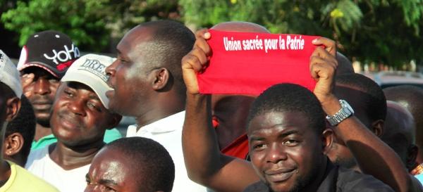 Les jeunes étaient naturellement plus nombreux @ Gabonactu.com