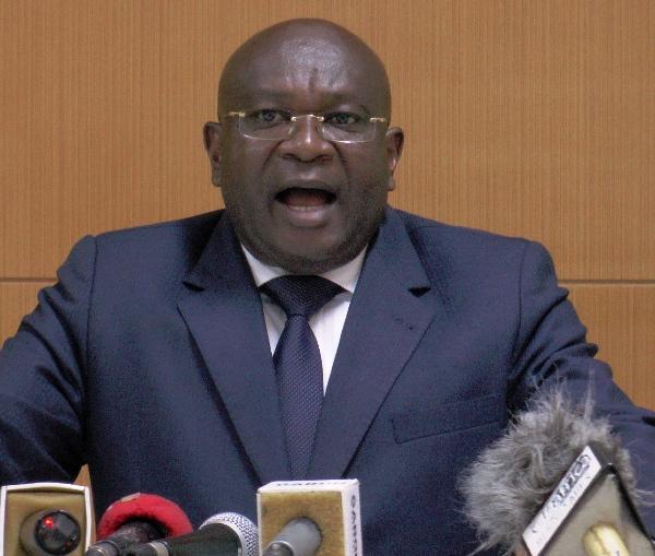 Le PDG prend acte de la démission de Nzouba Ndama