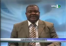 Mathieu Koumba nouveau DG  de Gabon Télévision