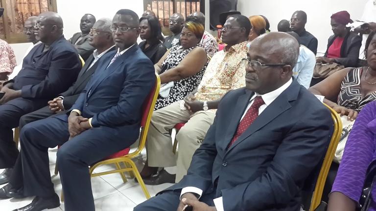 Quelques leaders politiques présents à la rentrée politique du MORENA Unioniste @ Gabonactu.com