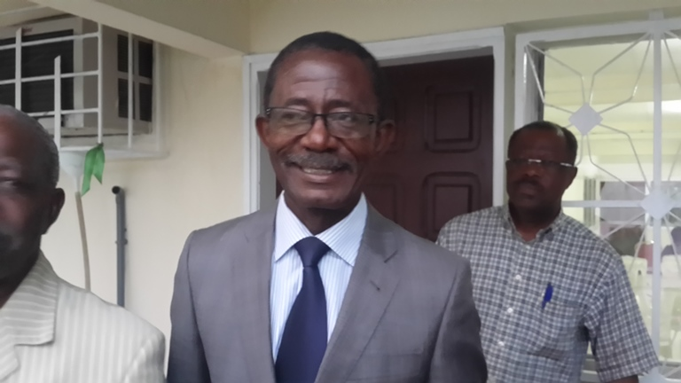 Le Président de la République est l'acteur de la division au sein de l'ADERE (Joachim Boussamba Mapaga)