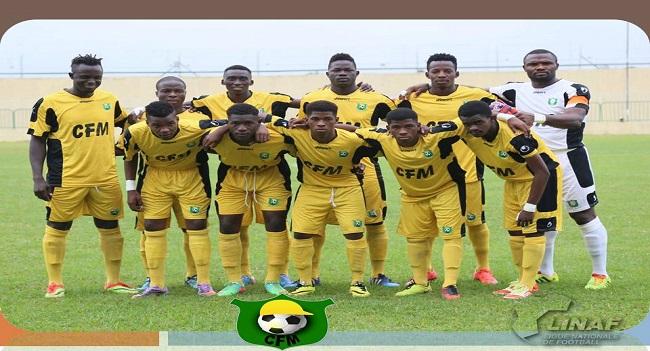 Coupe de la CAF : CF Mounana éliminé les armes à la main par un géant